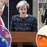 Nhìn lại những thay đổi của tình hình thế giới năm 2017