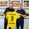 Dortmund nhanh chóng tìm ra người thay thế Ousmane Dembele
