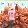 Độc đáo giải điêu khắc cát lần đầu tiên tại Việt Nam
