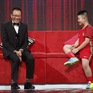 Mặt trời bé con: Cậu bé dí dỏm biến nhà báo Lại Văn Sâm từ MC xuống làm thí sinh bất đắc dĩ