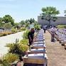 Đoàn Văn phòng Quốc hội viếng nghĩa trang liệt sĩ Trường Sơn và Đường 9