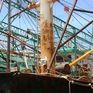 Khẩn trương khắc phục sự cố tàu vỏ thép tại Bình Định