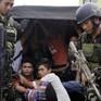 Giải cứu dân thường khỏi Marawi, Philippines