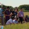 Các đoàn đại biểu APEC tham quan thực tế ở ĐBSCL