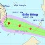 Áp thấp nhiệt đới tiến vào Biển Đông