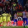 Atletico Madrid 0-1 Villarreal: Cú sảy chân tại Calderon