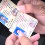 Khó nhận ra bằng lái xe ô tô giả