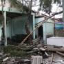 Bão số 4 gây thiệt hại nặng nề tại Quảng Bình và Quảng Trị
