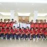 Giao lưu thể thao U17 Việt Nam - Campuchia