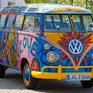 Trở về tuổi thơ với những chiếc Wolkswagen Bus ngộ nghĩnh