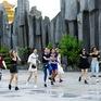 Vietnam's Next Top Model 2017: Gạt bỏ căng thẳng, các thí sinh đã có khoảnh khắc tràn ngập niềm vui và hạnh phúc như thế này