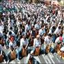 Sôi động lễ hội trống Cajun lần thứ 10 tại Peru