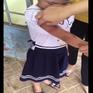 Bé gái 7 tuổi ở Kiên Giang nghi bị dí sắt nung
