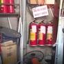 TT-Huế: Hàng loạt các khu chợ không đảm bảo PCCC