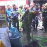 Cà Mau: Hỏa hoạn tại cửa hàng bán sản phẩm chứa hóa chất