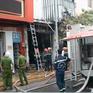 Cháy cửa hàng bán sơn ở TP.HCM, 3 người thương vong