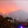 Cháy rừng tại Mỹ tiếp tục lan rộng