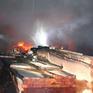 Kiên Giang: Cháy xưởng gỗ gây thiệt hại 10 tỷ đồng