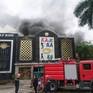 Hà Nội: Cháy lớn quán karaoke gần khu đô thị Linh Đàm