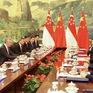 Trung Quốc - Singapore thúc đẩy quan hệ song phương