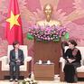 Chủ tịch Quốc hội tiếp Đại sứ Singapore tại Việt Nam