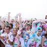 """Giới trẻ Hà Nội """"cháy"""" hết mình cùng Color me run 2017"""