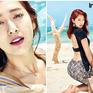 """Chẳng cần bikini, Park Shin Hye vẫn khiến phái mạnh """"đứng hình"""" với vẻ nóng bỏng"""