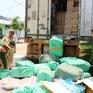 Bình Dương: Bắt xe chở gần 500kg nội tạng bốc mùi hôi thối