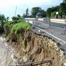 Báo động tình trạng sạt lở bờ sông ở ĐBSCL