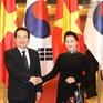 Chủ tịch Quốc hội Hàn Quốc thăm chính thức Việt Nam