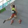 Độc đáo cuộc thi vô địch leo tường thế giới tại Trung Quốc
