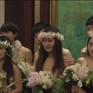 Độc đáo trang phục cưới bằng cây cỏ tại Trung Quốc