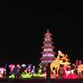 Rực rỡ lễ hội ánh sáng và đèn lồng tại TP.HCM
