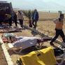 Chìm tàu chở người di cư ở Thổ Nhĩ Kỳ, 15 người thiệt mạng