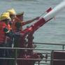 Diễn tập tìm kiếm cứu nạn hàng hải tại Quảng Ninh