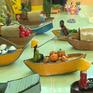 Cô giáo miền quê sáng tạo đồ dùng dạy học tự chế