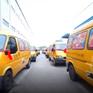 Đón dâu bằng 50 chiếc xe tải chở hàng tại Trung Quốc