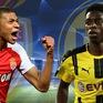 1h45 ngày mai (20/4), trực tiếp tứ kết lượt về Champions League trên VTV3 & VTV3HD: AS Monaco – Dortmund
