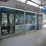 Hàng trăm nhà chờ xe bus ở Hà Nội sẽ có thiết kế chuẩn châu Âu