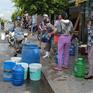 4 quận ở TP.HCM sẽ thiếu nước ngày cuối tuần