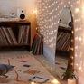 Biến không gian nhà trở nên lung linh hơn với đèn dây trang trí