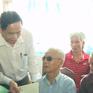 Tặng quà gia đình chính sách tại Hậu Giang và TP Cần Thơ