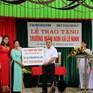Tài trợ gần 5 tỷ đồng xây thêm phòng học trường Mầm non xã Lê Ninh (Hải Dương)