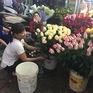 """Giá hoa """"nhảy múa"""" trong ngày Nhà giáo Việt Nam 20/11"""
