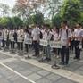 Hà Nội: Bắt đầu đăng ký dự tuyển vào lớp 10 công lập