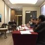 Giám khảo Phim Tài liệu chấm thi vào buổi tối để kịp tiến độ tại LTTHTQ 37