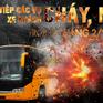 [INFOGRAPHIC] Liên tiếp các vụ cháy nổ xe khách kinh hoàng xảy ra trong tháng 2/2017