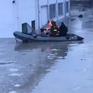 Mưa lớn gây ngập lụt ở Italy