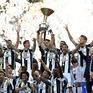 Thắng nhàn Crotone, Juventus chính thức lên ngôi tại giải bóng đá VĐQG Italia Serie A