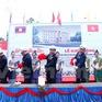 Khởi công trường Phổ thông Trung học Sithanaxay tại Lào